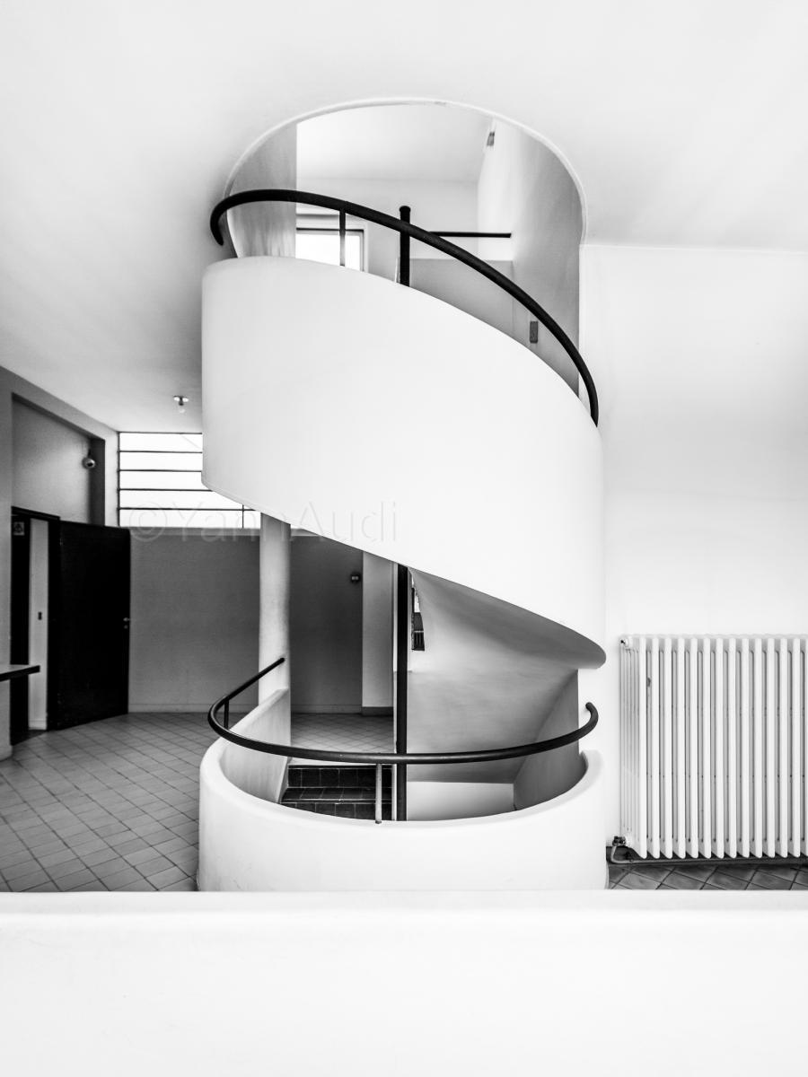 Villa savoye yann audino photographe for Yann tiersen la fenetre